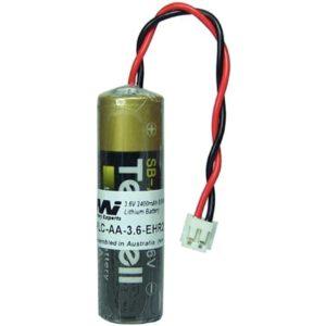 3.6V AA Specialised Lithium Battery 2400mAh, PLC-AA-3.6-EHR2