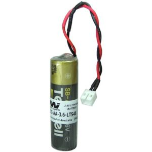 3.6V AA Specialised Lithium Battery 2400mAh, PLC-AA-3.6-LTS46