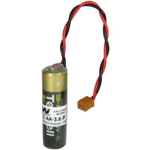 3.6V AA Specialised Lithium Battery 2400mAh, PLC-AA-3.6-P
