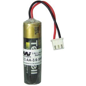 3.6V AA Specialised Lithium Battery 2400mAh, PLC-AA-3.6-XHP3