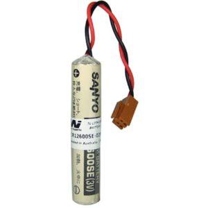 3V Specialised Lithium Battery 1500mAh, PLC-CR12600SE-029