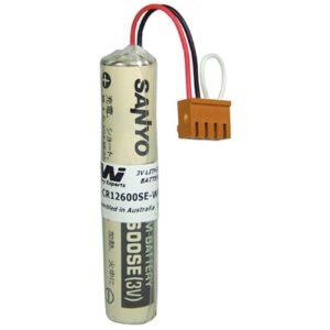 3V Specialised Lithium Battery 1500mAh, PLC-CR12600SE-WR
