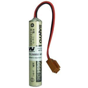 3V Specialised Lithium Battery 1500mAh, PLC-CR12600SE-WR029