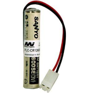 3V Specialised Lithium Battery 1500mAh, PLC-CR12600SE-WS