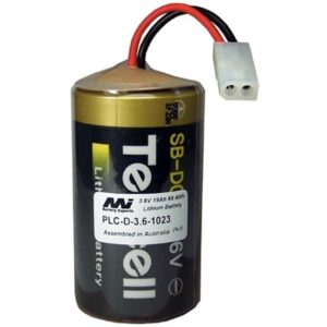3.6V D Specialised Lithium Battery 19000mAh, PLC-D-3.6-1023