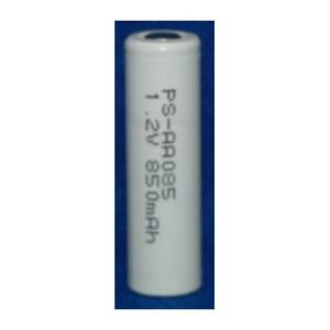 1.2V AA Nickel Cadmium - NiCd Standard Cylindrical Cells, 600mAh, Power-Sonic, PS-AA