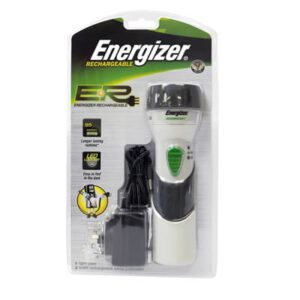 Energizer Torch Compact and light-weight handy torch, rechargeable, medium, RCE2AA2