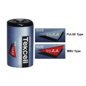 3.6V 1/2AA Specialised Lithium Battery 1200mAh, SB-AA02M
