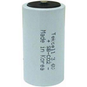 3.6V C Lithium Thionyl Chloride Cylindrical Cell 8500mAh, Tekcell, SB-C02