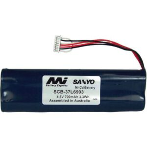 Server Cache Battery suitable for IBM X series, 4.8V, 700mAh, NiCd, SCB-37L6903 IBM