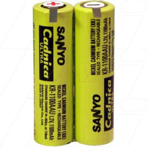 Braun 4510 Shaver / Personal Grooming Battery, 2.4V, 1.1Ah, NiCd, SHB1