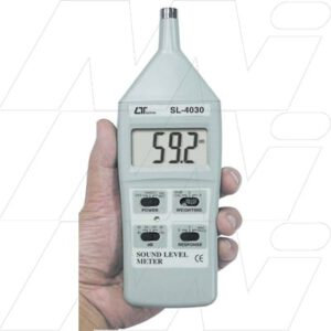 Lutron Sound Level Meter, SL4030
