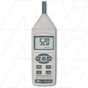 Lutron Sound Level Meter, SL4112
