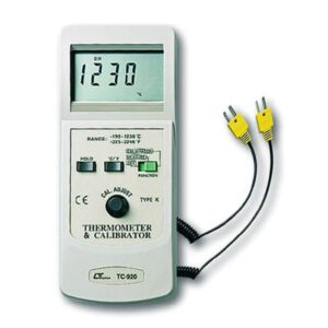 Lutron Thermometer Calibrator With Rs232, TC920