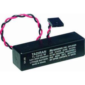 3.6V Lithium Thionyl Chloride 2400mAh, Tadiran, TL-5242/W