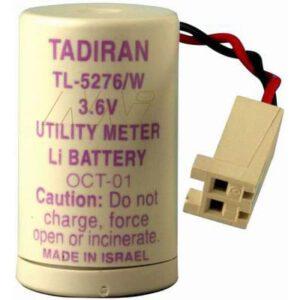 3.6V Lithium Thionyl Chloride 950mAh, Tadiran, TL-5276/W