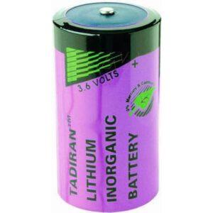 3.6V D Lithium Thionyl Chloride Cylindrical Cell 19000mAh, Tadiran, TL-5930/S