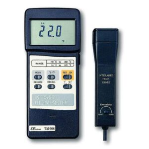 Lutron Thermometer - Infrared + Rs232, TM908