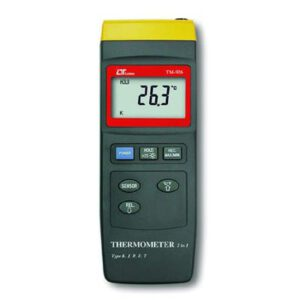 Lutron Thermometer Type K/J/T/E/R + Rs232, TM926