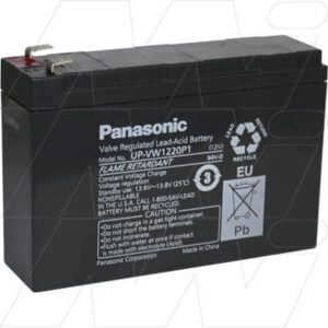 12V 20W SLA UPS UP-VW1220P1 Battery