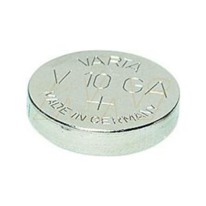 1.5V Button / Coin Alkaline Specialised Button / Coin Cell 50mAh, Varta, V10GA-BP1