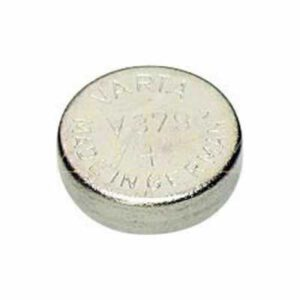 1.55V Silver Oxide Button / Coin Cell 14mAh, Varta, V379-BP1