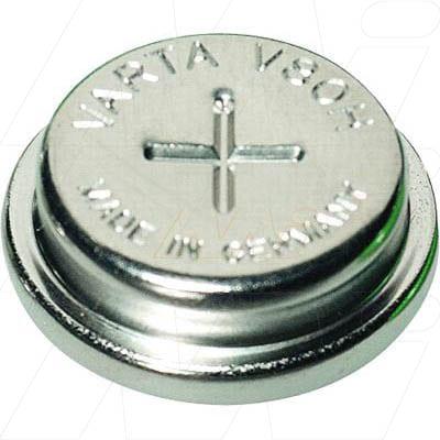 1.2V RBC Nickel Metal Hydride - NiMH Button / Coin Button 70mAh, Varta, 1/V80H