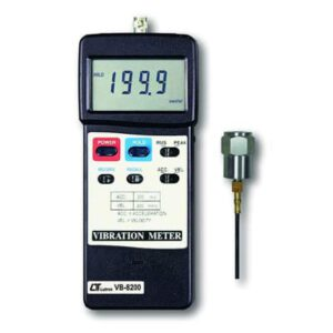 Lutron Vibration Meter + Rs232, VB8200