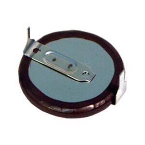 3V Button / Coin Lithium Vanadium Pentoxide Rechargeable Cell 20mAh, Panasonic, VL2020-1HFE