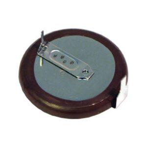 3V Button / Coin Lithium Vanadium Pentoxide Rechargeable Cell 50mAh, Panasonic, VL2330-1HFE