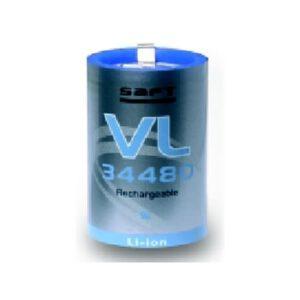 3.75V VL34480 Lithium Ion, Saft, 1S 1P VL34480