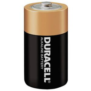 1.5V D Alkaline Cylindrical Cell Coppertop, Duracell, 75017864 / MN1300