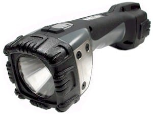 Energizer Torch Hard Case Pro LED 2D Light, PRO2D1