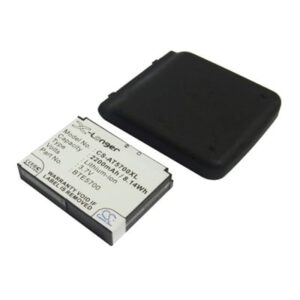 3.7V 2200mAh Audiovox SMT5700 AT5700XL Battery