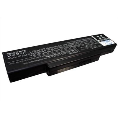 11.1V 4400mAh Asus F3Jv AUF3NB Battery