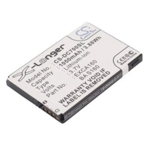 3.7V 1050mAh T-Mobile Dash DC700SL Battery