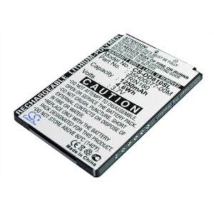 3.7V 1600mAh Sprint PPC-6800 DD810SL Battery