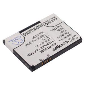 3.7V 1100mAh O2 XDA Guide DTS3SL Battery