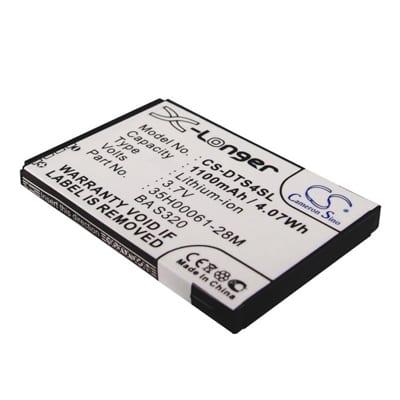 3.7V 1100mAh T-Mobile MDA Basic DTS4SL Battery