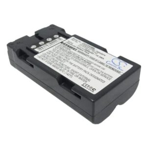 7.4V 2000mAh Intermec IT2000 ETH30BL Battery