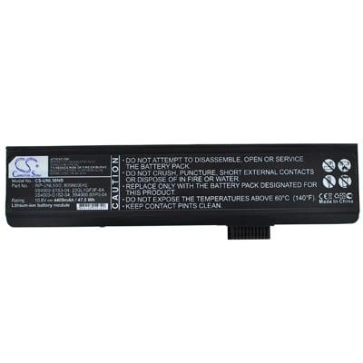 10.8V 4400mAh Uniwill L50 UNL50NB Battery