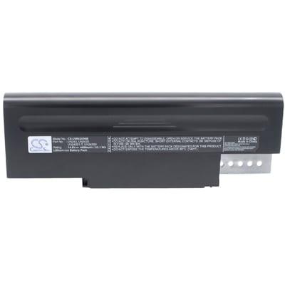 14.8V 4400mAh Uniwill N243 UWN243NB Battery