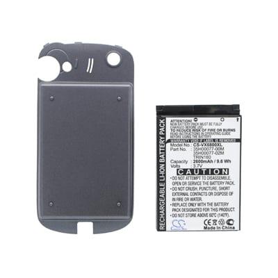 3.7V 2600mAh Verizon XV6800 XV-6800 VX6800XL