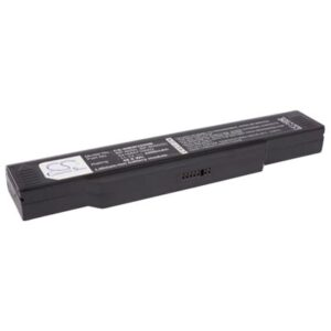 11.1V 4400mAh NEC Versa M540 WBW320NB Battery