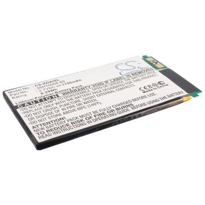 3.7V 1700mAh Telefonica TSM400 XDAISL Battery