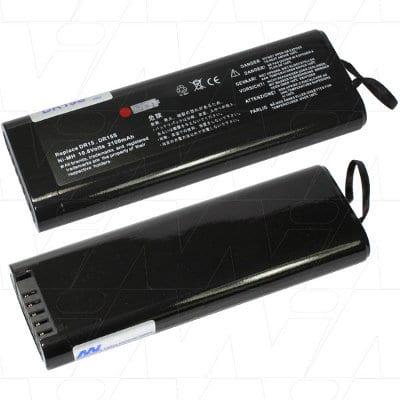 10.8V 4000mAh Duracell DR15S DR15S Battery