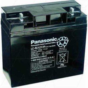 12V 17000mAh SLA Clary UPS LC-RD1217P Battery