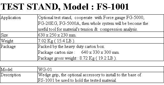 FS1001