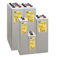 2V 2600Ah Sonnenshein Solar DryfitGel Technology SLA Battery, A602/2600 SOLAR, NGS6022600HS0FC