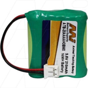 3.6V Dogtra 175 NCP ATB-20AAAAH3BMX Battery